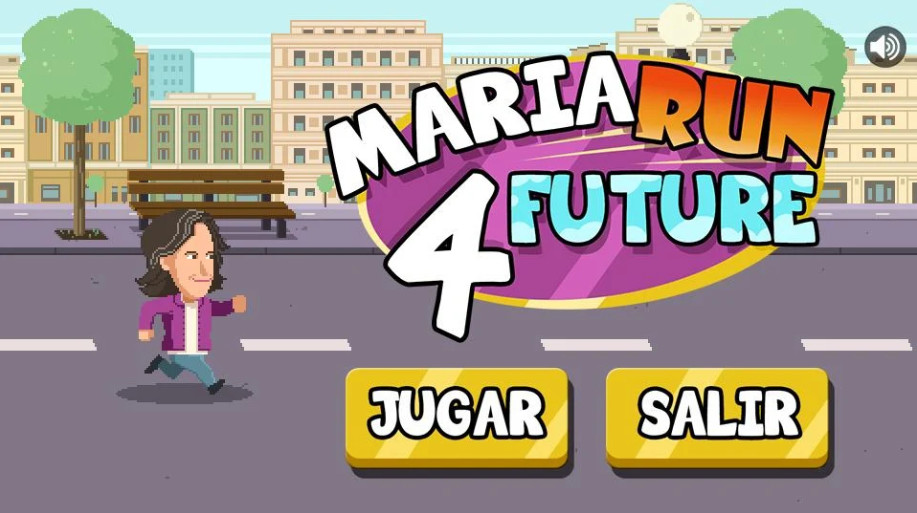 Videojoc Maria Run4Future